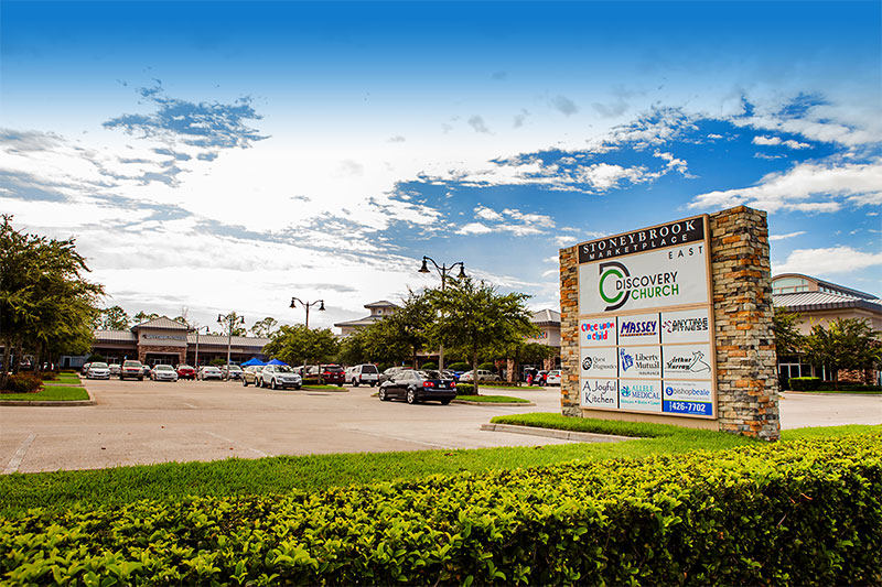 Shopping Center Acquisition