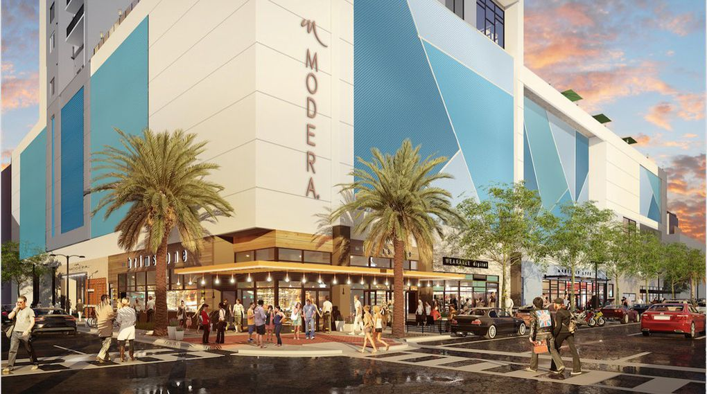 Modera Central Looking For New Retail Partners For Downtown Tower