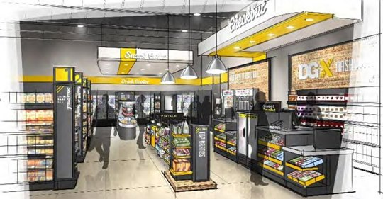 Downtown Orlando To Get New Dollar General Store Concept