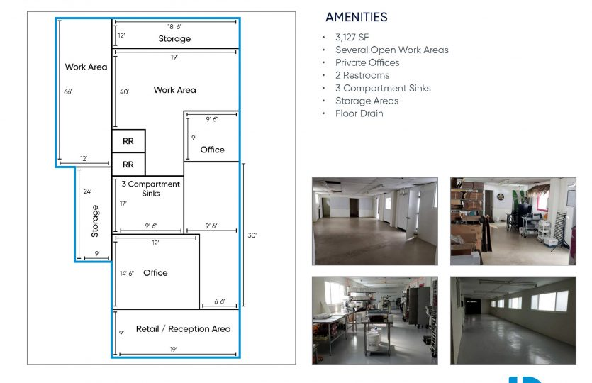 2300 E Robinson Floor Plan