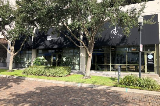 Located in the 801 North Orange Building in the North Quarter of Downtown Orlando Minutes from Interstate 4, Highway 50 and the Central Business District Divided into 2 Suites Suite A is 3,972 SF of Vacant Space Suite B is 1,994 SF Currently Occupied by a Salon In-Place Income from Current Tenant Please Call for a Complete Offering Memorandum