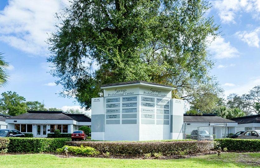 Springs Center Exterior 1