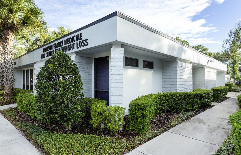 Springs Center Exterior 4