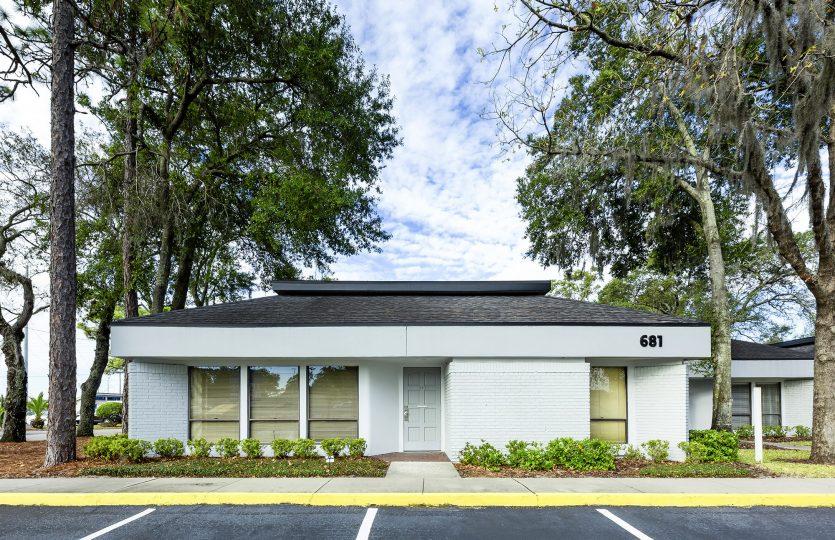 Springs Center Exterior 5